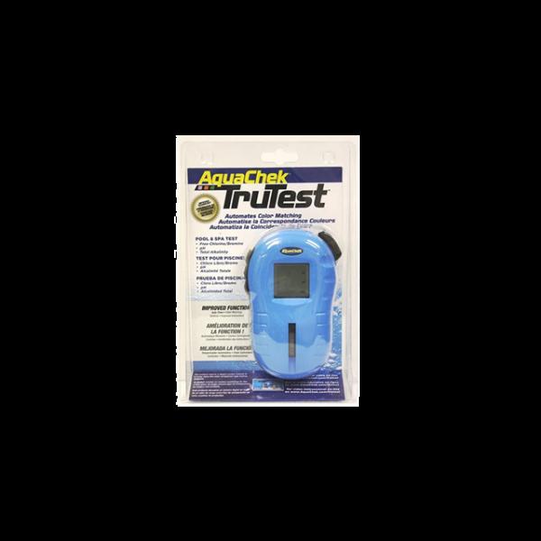 TruTest digital test strip reader