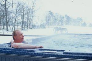 Jacuzzi Onderhoud in de winter